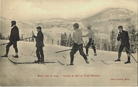 28 janvier vieux skis
