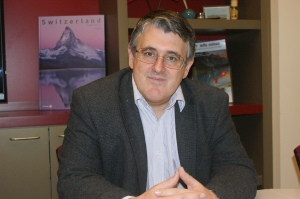 Beat Kaser, Consul général de Suisse à Montréal