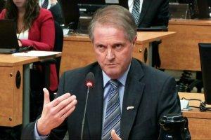 L'ingénieur Michel Lalonde a décrit devant la commission un mécanisme de financement des partis politiques.