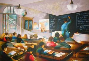 instituteur