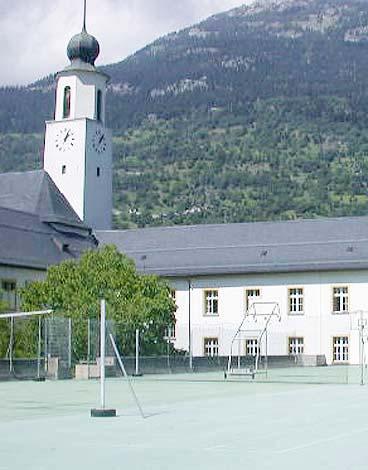 Église du collège de Brigue