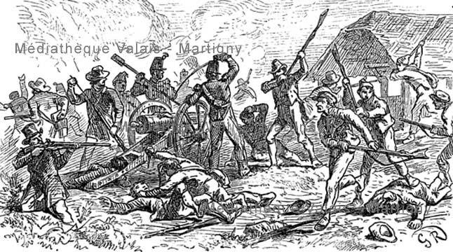 Bataille du Trient