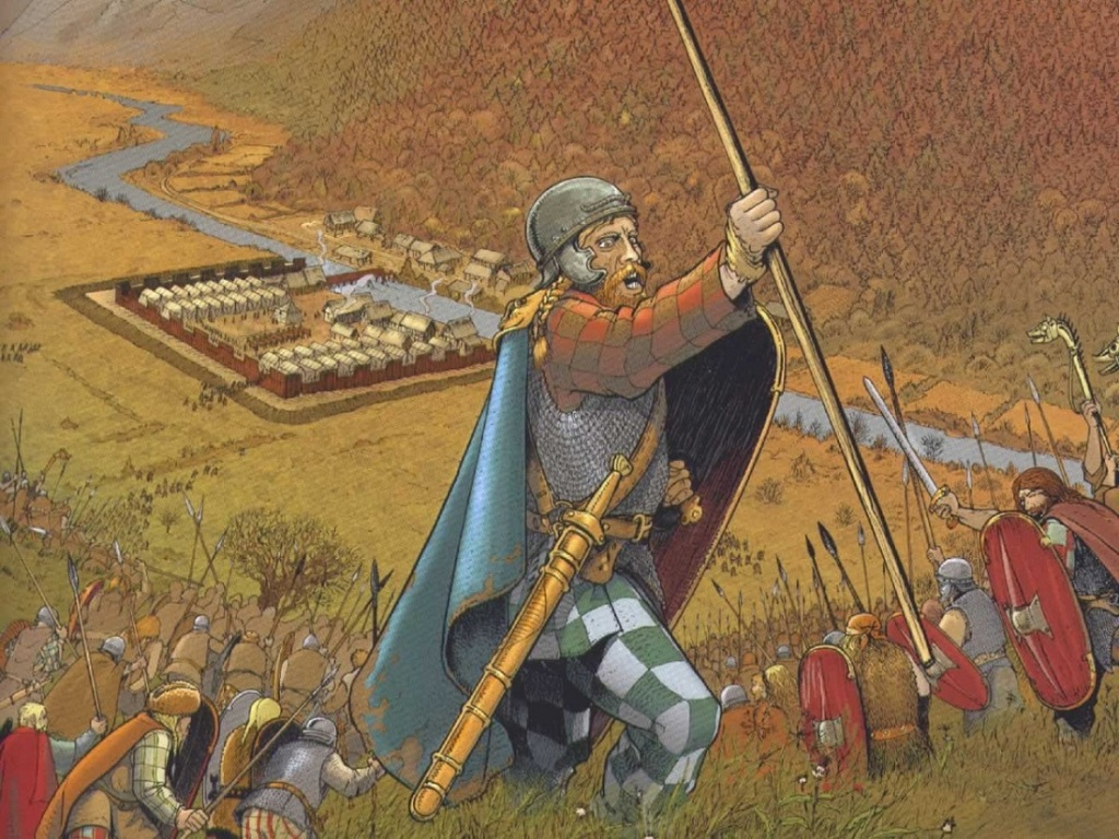 bataille d'Octodure