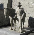 Statue du Gros-Bellet à Monthey