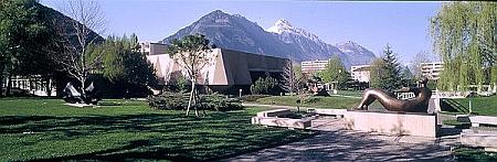 Fondation Pierre Gianadda à Martigny