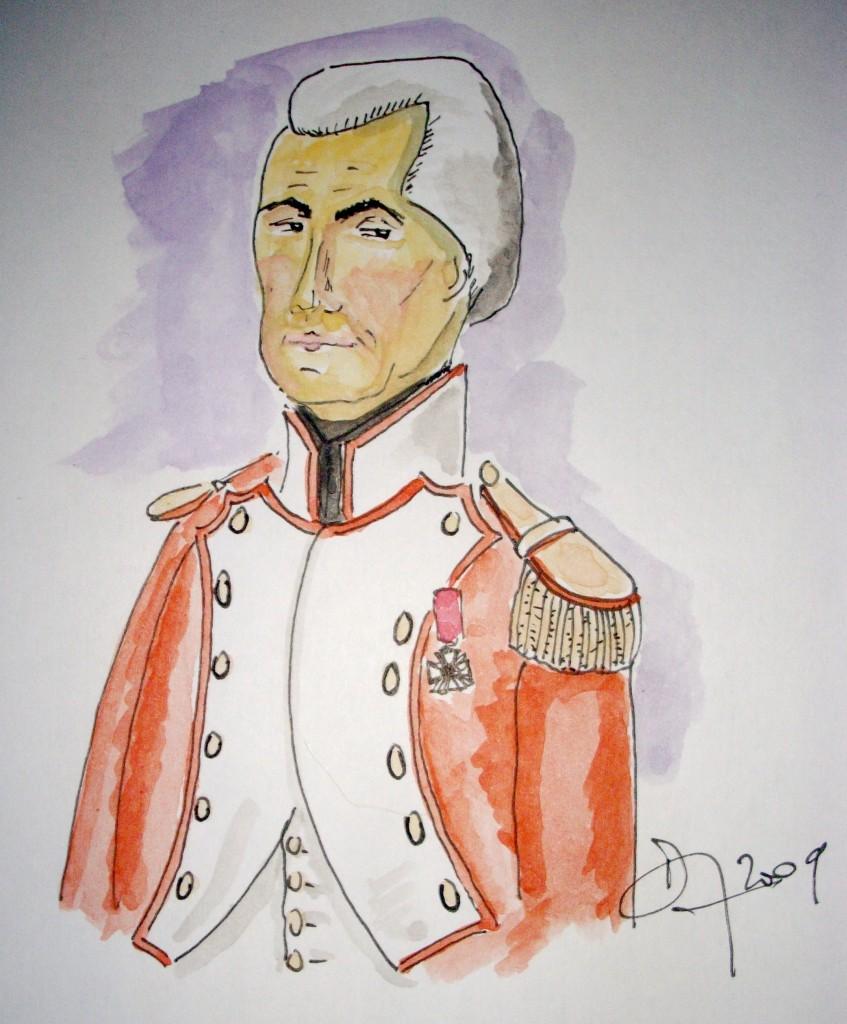 Uniforme du bataillon valaisan