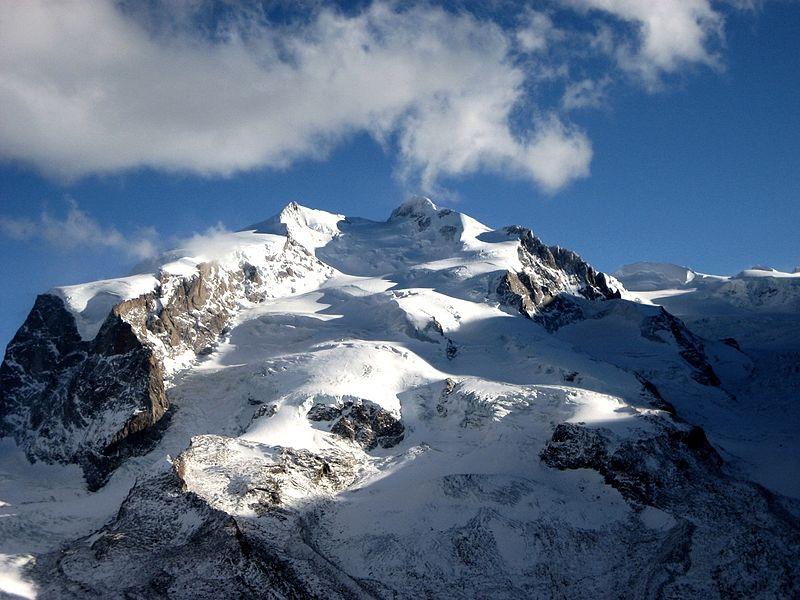 Massif du Mont-Rose
