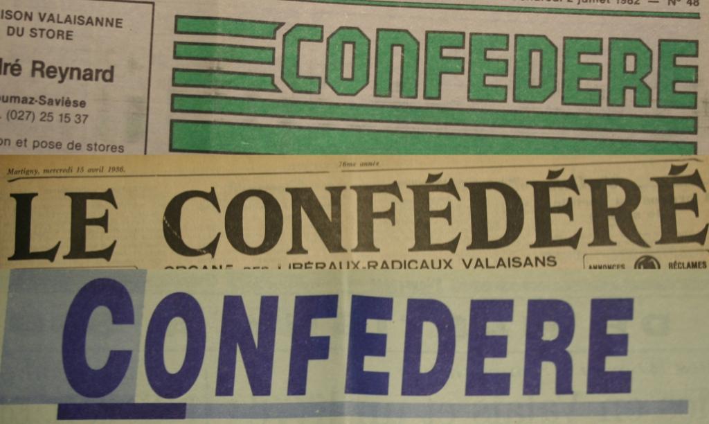 3 janvier Confédéré