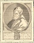 1 mars gregoire-XIII-calendrier-gregorien-julien-15-octobre-1582