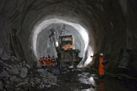 Tunnel du Grand-Saint-Bernard