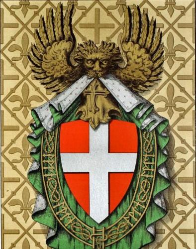 Emblème du Comte vert