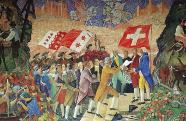 12 mai Confédération