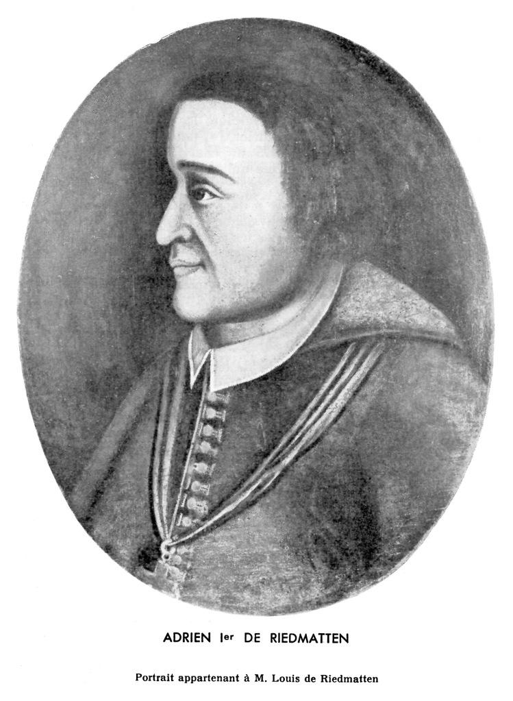Adrien de Riedmatten