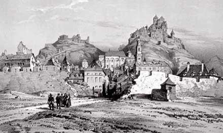 Sion au XIXe