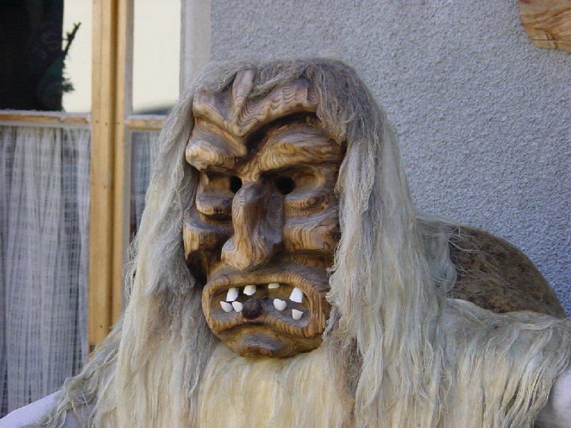 masque du Lötschental