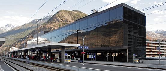 gare de Viège
