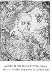 4 juillet Adreien II de Riedmatten
