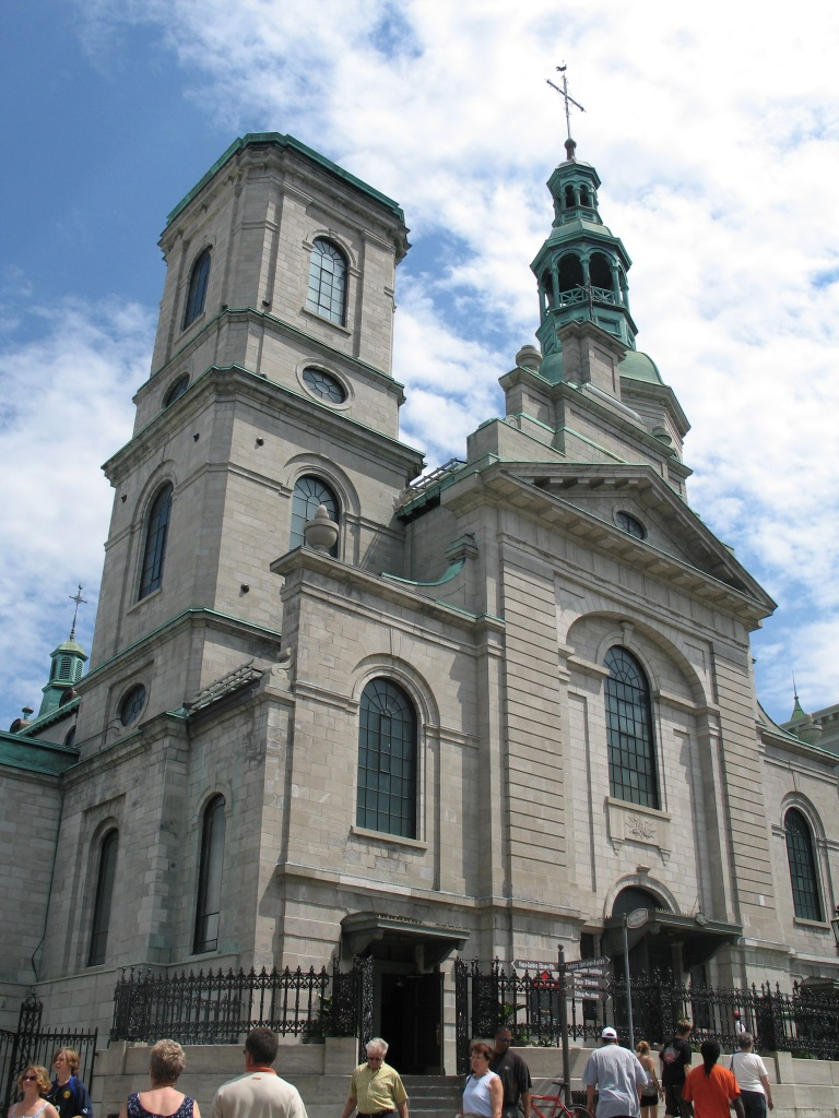 Basilique de Québec