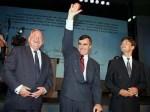 Jacques Parizeau, Lucien Bouchard, Mario Dumont, trois leaders du Oui