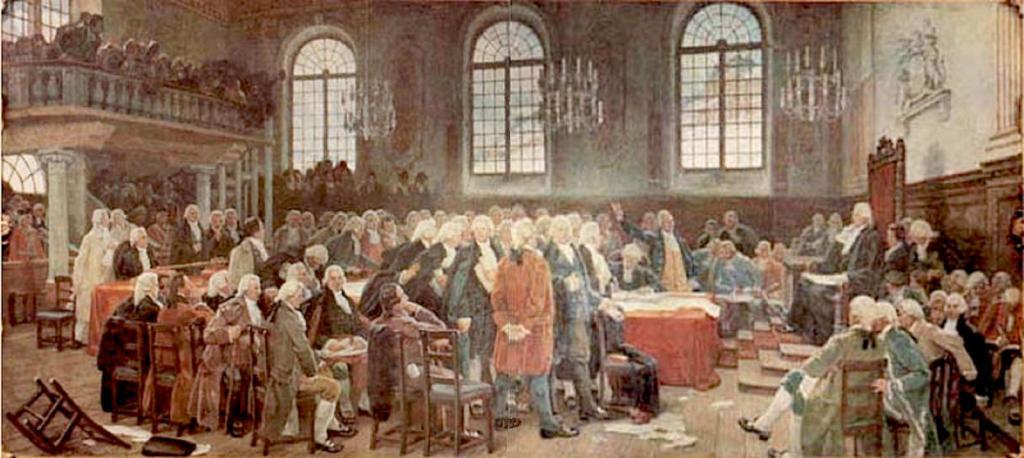 Débat au Parlement de Québec