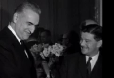 Christian Foucher et Paul Guérin-Lajoie