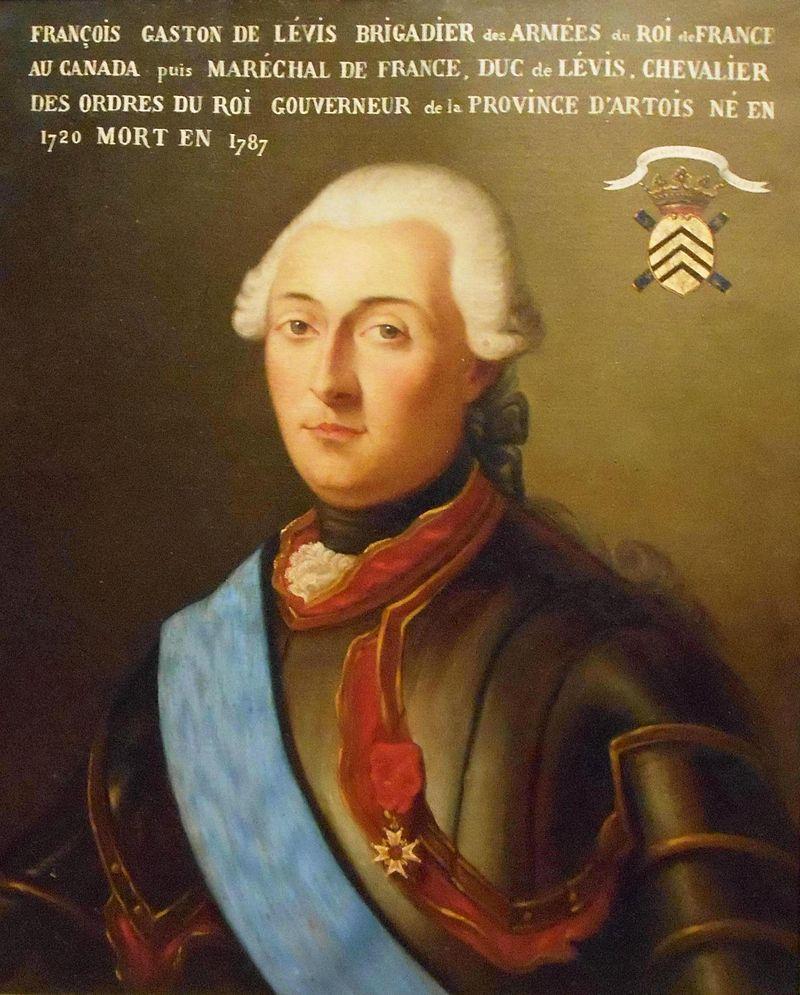 François-Gaston de Lévis