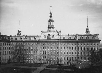 Université Laval vers 1900