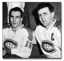 Henri et Maurice Richard