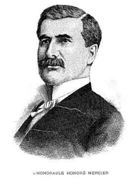 Honoré Mercier