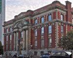 Édifice Camille-Laurin, siège social de l'Office québécois de la langue française, à Montréal, dans l'ancien édifice de l'École des Beaux-Arts, rue Sherbrooke Ouest
