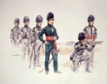 Voltigeurs de Québec à l'entraînement
