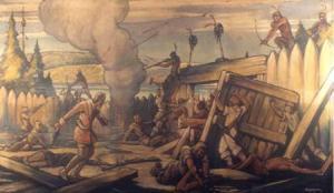 Bataille du Long-Sault