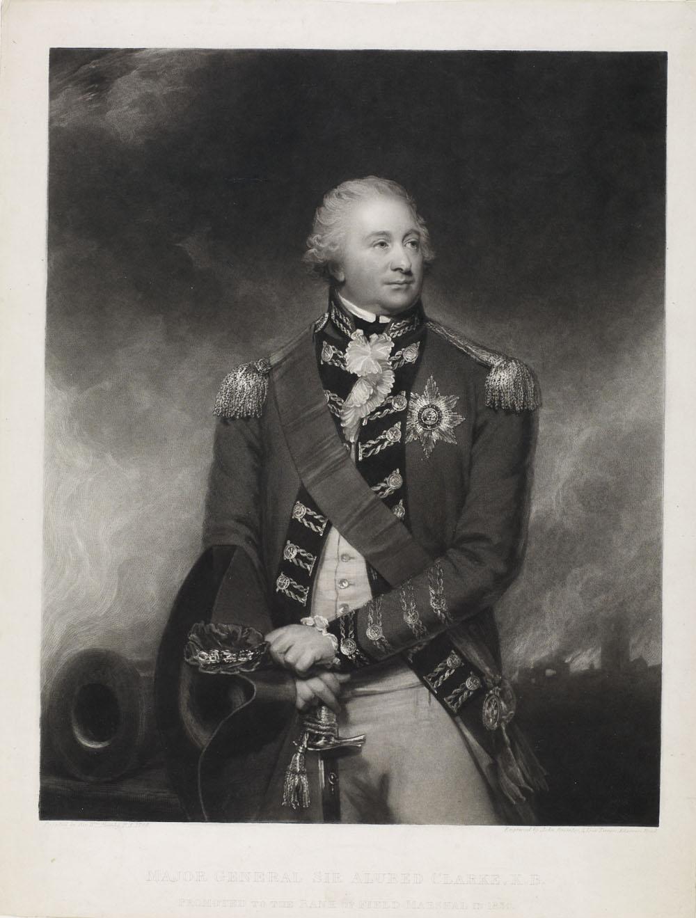 Sir Alured Clarke