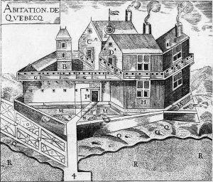 """Première """"Abitation"""" de Québec"""