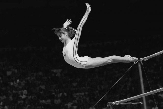 La vedette incontestée des Jeux de Montréal avait été la gymnaste roumaine Nadia Comaneci.