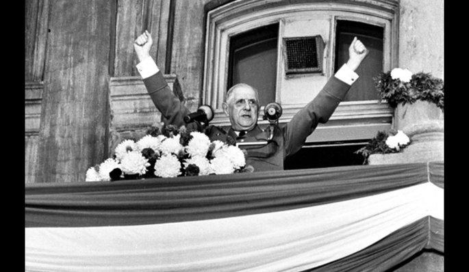 De Gaulle à Montréal