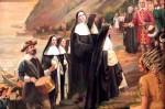 L'arrivée des Augustines et des Ursulines à Québec