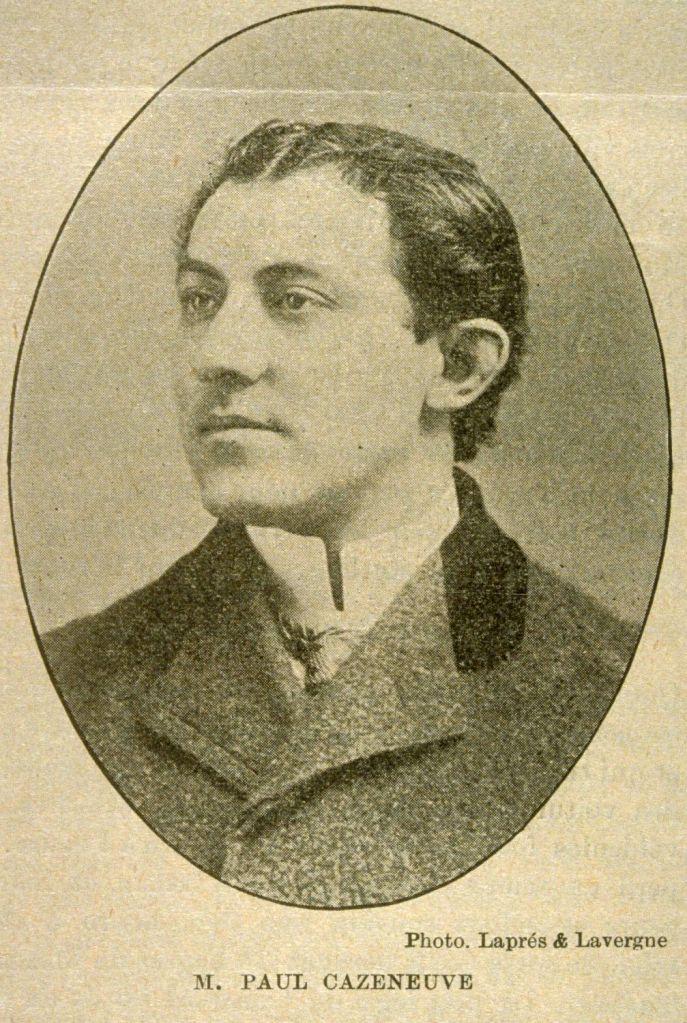 Paul Cazeneuve