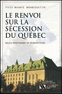 Le Renvoi sur la sécession du Québec