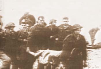 Soldats canadiens durant la Première Guerre mondiale