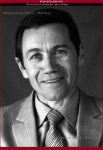 Bernard Bornet (photo: Médiathèque Valais)